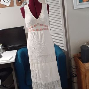 NWOT Boho Beautiful Summer Dress